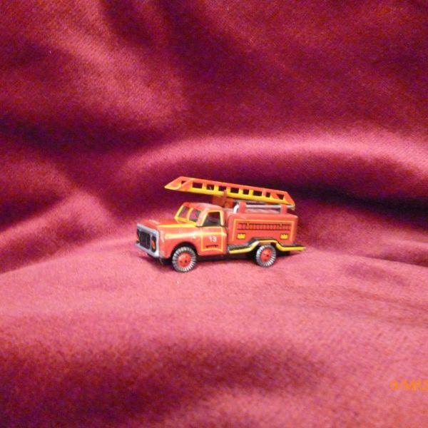 Penny Toy Feuerwehrauto